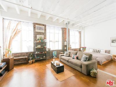 Los Angeles Condo/Townhouse Active Under Contract: 312 West 5th Street #414