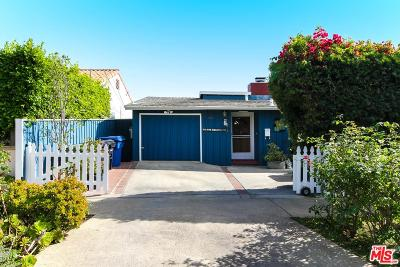 Single Family Home For Sale: 682 Swarthmore Avenue
