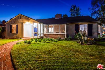 Sherman Oaks Single Family Home For Sale: 5023 Ventura Canyon Avenue
