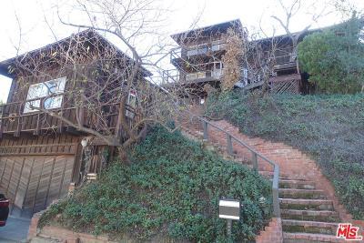 Studio City Single Family Home For Sale: 3664 Buena Park Drive