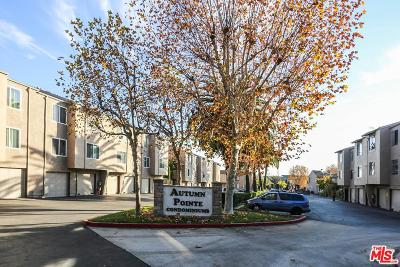 Los Angeles Condo/Townhouse Active Under Contract: 5488 Dobbs Street #101