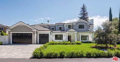 Encino Single Family Home For Sale: 4420 Harper Way