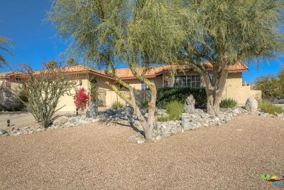 Desert Hot Springs Single Family Home For Sale: 64526 Brae Burn
