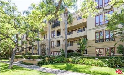 Beverly Hills Rental For Rent: 411 North Oakhurst Drive #311