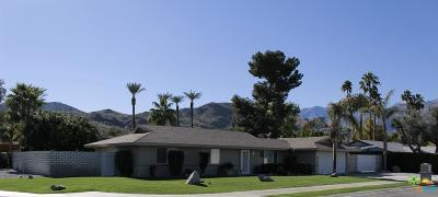 Palm Springs Single Family Home For Sale: 4891 East Eagle Way