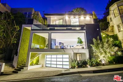 Beverly Hills Single Family Home For Sale: 1715 North Beverly Drive