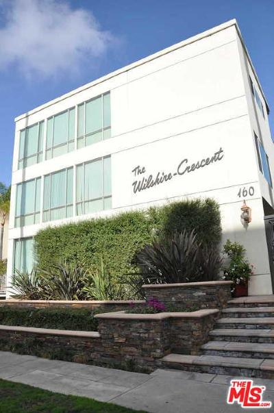 Beverly Hills Rental For Rent: 160 North Crescent Drive #204