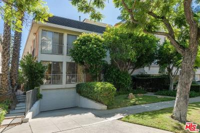 Beverly Hills Condo/Townhouse For Sale: 438 North Palm Drive #1