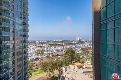 Marina Del Rey Rental For Rent: 13700 Marina Pointe Drive #1115