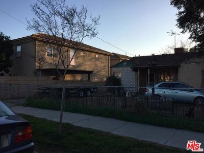 Sylmar Single Family Home For Sale: 12799 Norris Avenue