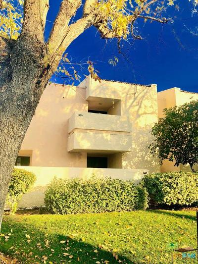 Palm Springs Condo/Townhouse For Sale: 1626 South Andee Drive
