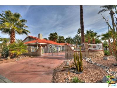 Rancho Mirage Single Family Home For Sale: 70672 Sunny Lane