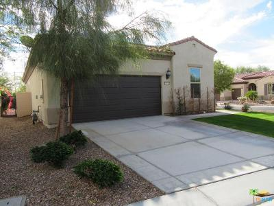 Indio Single Family Home For Sale: 39194 Calle Chopos