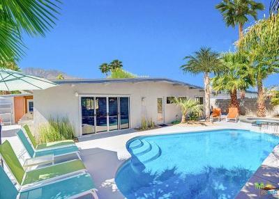 Palm Springs Single Family Home For Sale: 958 South Calle Santa Cruz