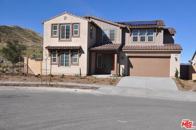 Canyon Country Single Family Home For Sale: 18887 Alder Crest Court