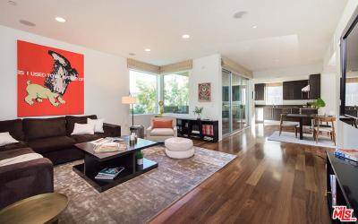 West Hollywood Condo/Townhouse For Sale: 1351 Havenhurst Drive #201