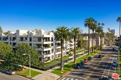 Santa Monica Condo/Townhouse For Sale: 701 Ocean Avenue #210