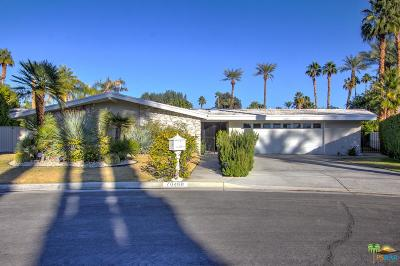 Rancho Mirage Single Family Home For Sale: 70460 Mottle Circle