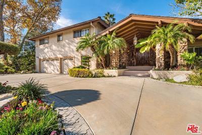 Single Family Home For Sale: 9735 Babbitt Avenue