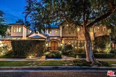 Toluca Lake Single Family Home For Sale: 4315 Arcola Avenue