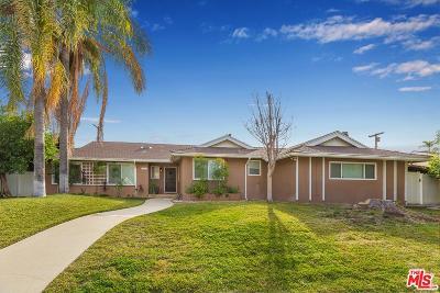 Single Family Home For Sale: 17074 Septo Street
