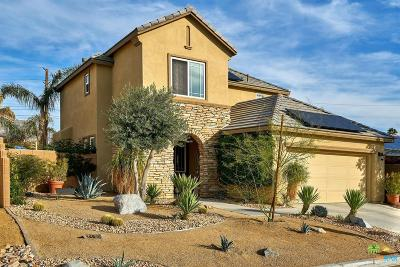 Cathedral City Single Family Home Active Under Contract: 31744 Calle Amigos