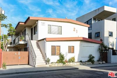 Residential Income For Sale: 21 South Venice