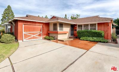 Culver City Single Family Home For Sale: 11210 Malat Way