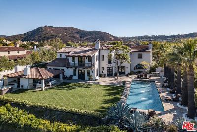 Single Family Home For Sale: 25325 Prado De Los Gansos