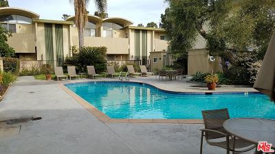 Los Angeles County Condo/Townhouse Active Under Contract: 4723 La Villa Marina #F