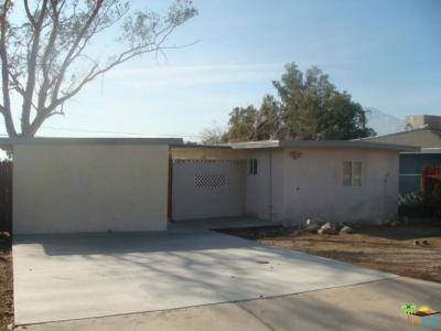 Desert Hot Springs Single Family Home For Sale: 66299 7th Street