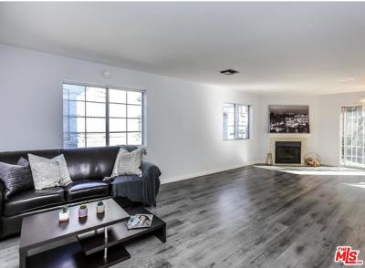 Condo/Townhouse For Sale: 102 South Manhattan Place #107