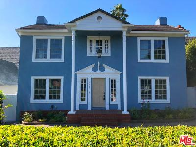 Single Family Home For Sale: 721 North Doheny Drive