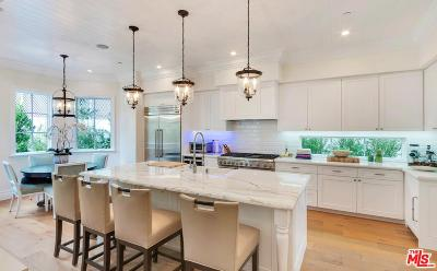 Pacific Palisades Single Family Home For Sale: 16739 Bollinger Drive