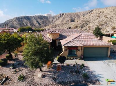 Desert Hot Springs Single Family Home For Sale: 65020 Blue Sky Circle