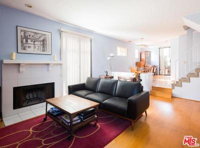 Santa Monica Condo/Townhouse For Sale: 1030 Bay Street #5
