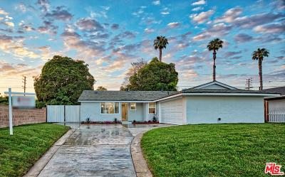 Ventura Single Family Home For Sale: 4001 Ivy Street