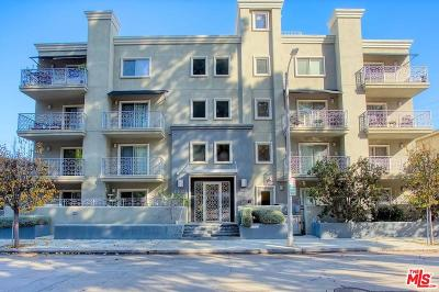 Studio City Condo/Townhouse Sold: 11023 Fruitland Drive #302