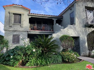Beverly Hills Rental For Rent: 244 South Spalding Drive