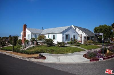 Single Family Home For Sale: 8433 Holy Cross Place