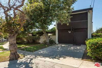 Pacific Palisades Single Family Home For Sale: 589 Radcliffe Avenue