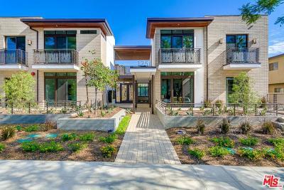 Pasadena Condo/Townhouse Active Under Contract: 125 Hurlbut Street #213