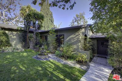 Single Family Home Active Under Contract: 6608 Cahuenga Terrace