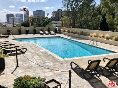 Los Angeles County Condo/Townhouse For Sale: 10982 Roebling Avenue #438