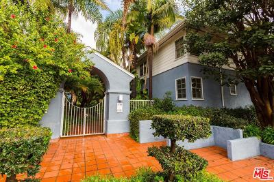 Santa Monica Condo/Townhouse Active Under Contract: 1141 26th Street #D
