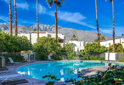 Palm Springs Condo/Townhouse For Sale: 2080 Normandy Court