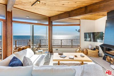 Malibu Single Family Home For Sale: 11952 Beach Club Way