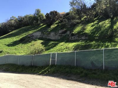 Sherman Oaks Residential Lots & Land Active Under Contract: 3566 North Oakfield Drive