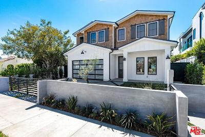 Los Angeles CA Single Family Home For Sale: $3,575,000