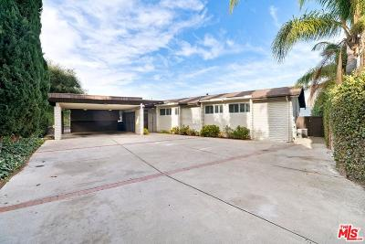 Studio City Single Family Home For Sale: 10855 Alta View Drive